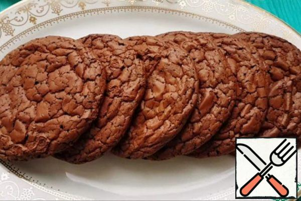 Quick Brownie Cookies Recipe