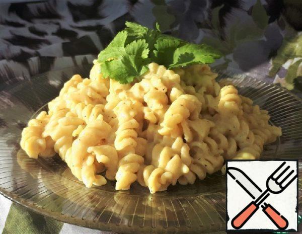 """Vegan Pasta """"Alfredo"""" Recipe"""
