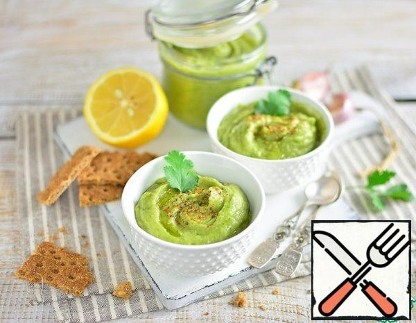 Bean and Avocado Hummus Recipe