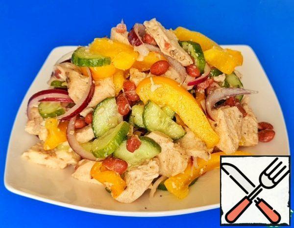 Light Salad Recipe