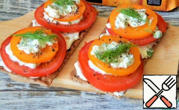Snack on Flaxseed Bread Recipe