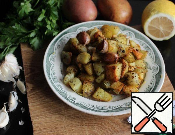 Italian-Style Potatoes Recipe