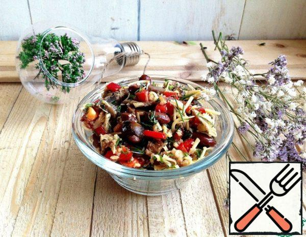 """Spring Day"" Salad Recipe"