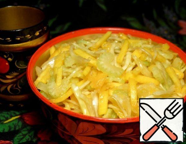 Savory Salad Recipe