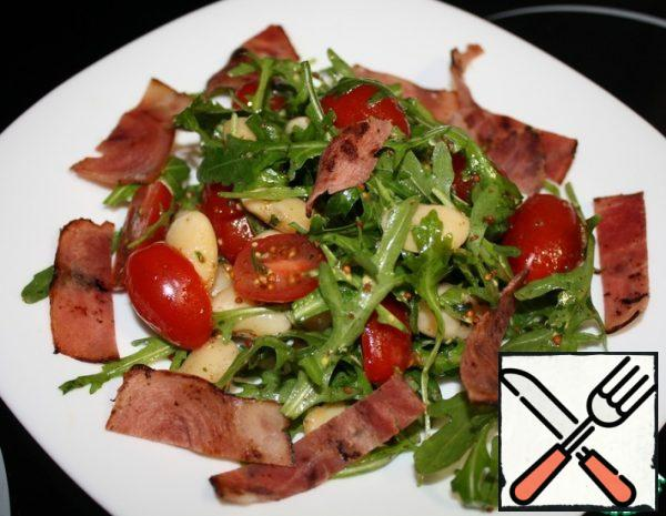 Bean Salad with Bacon Recipe
