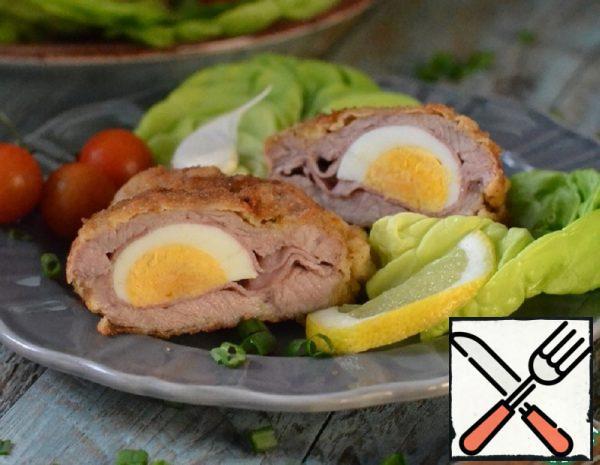 Meat in English Recipe