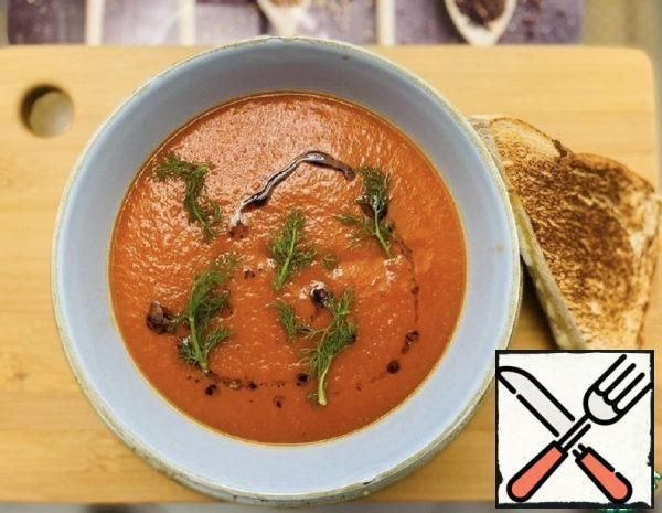 Delicious Tomato Soup with Fennel Recipe
