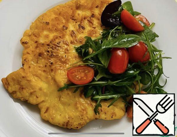 Chicken Fillet in Cheese Batter Recipe