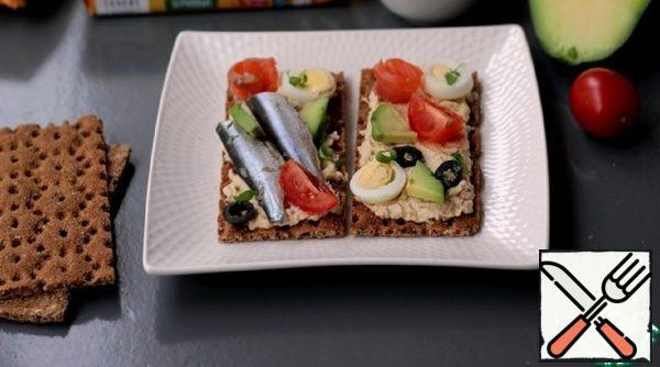 Fish Pate for Bread Rolls Recipe