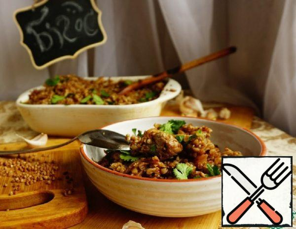 Bigos with Buckwheat and Turkey Recipe