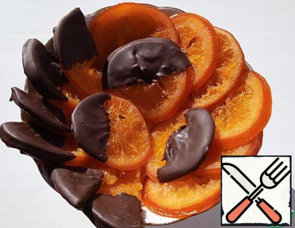 Dried Oranges Recipe