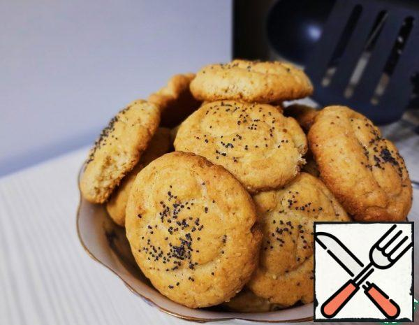 Cookies with Cheese and Nuts Recipe