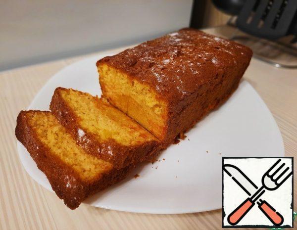 Carrot and Orange Cupcake Recipe