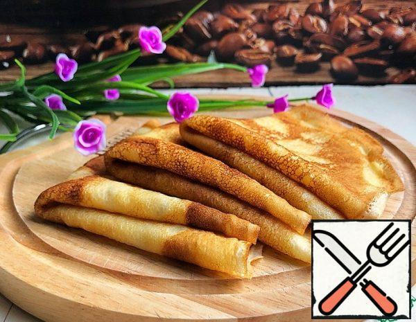 The Simplest Pancakes Recipe
