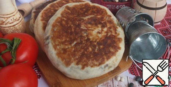 Custard Tortillas with Beans Recipe