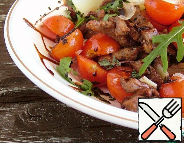 Warm Salad Recipe