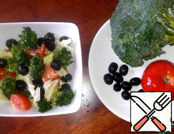 Fresh Broccoli Salad Recipe