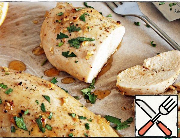 Quick chicken Fillet Recipe