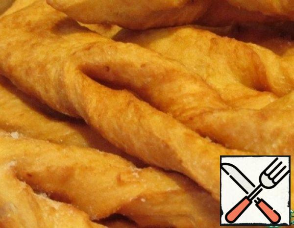 "Salted Brushwood ""Potato"" Recipe"