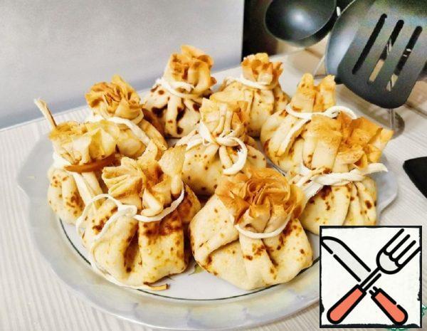 Pancake Bags Recipe