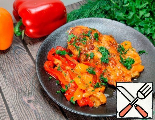 Juicy Chicken Breast in the Oven Recipe