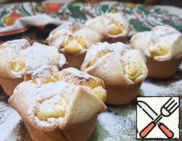 Cottage Cheese Cake based on the Italian Soffioni Recipe