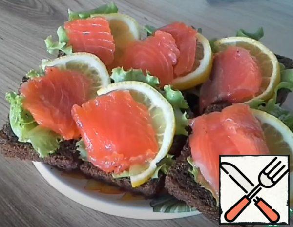 Salting Red Fish Recipe