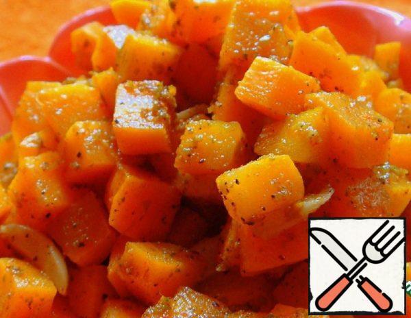 Arab Carrot Salad Recipe