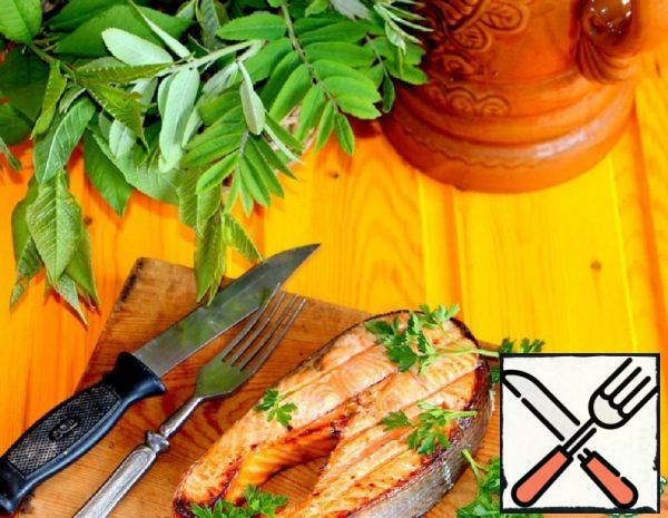 Grilled Trout with smoked Flavor Recipe
