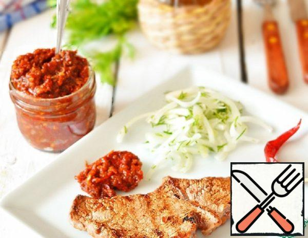 Spicy grilled Pork Recipe