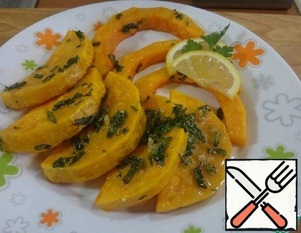 Pumpkin in Italian Recipe