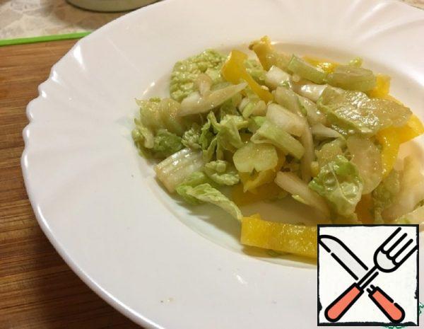 Celery Salad Recipe