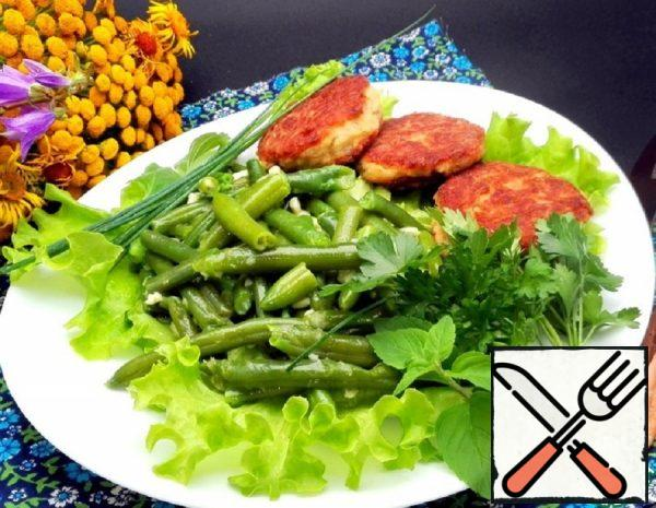 Side dish of Beans Recipe