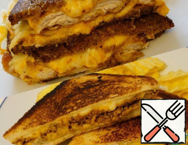 Homemade Sandwich Recipe