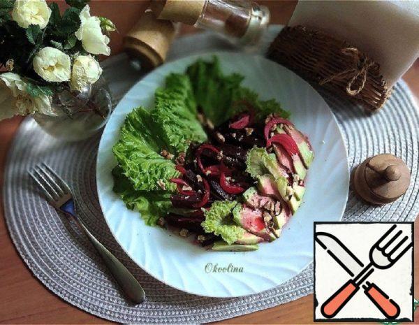 Beetroot and Avocado Salad Recipe
