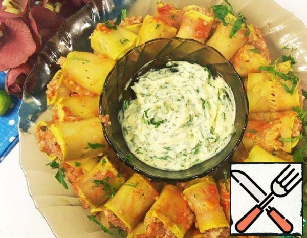Moroccan Zucchini Recipe