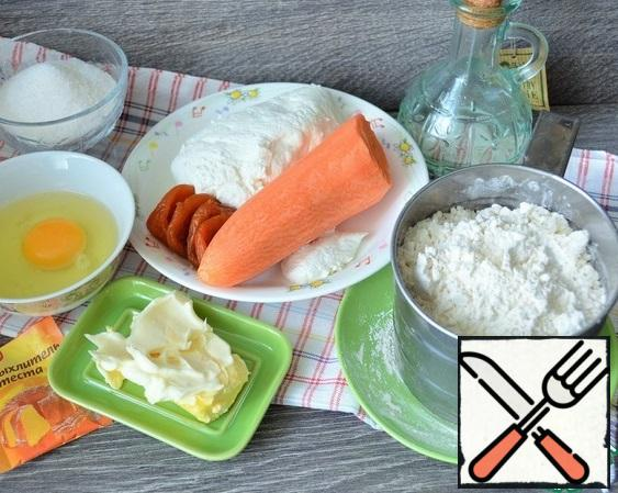 Get the butter out of the refrigerator in advance, 2 hours in advance. And prepare other foods.