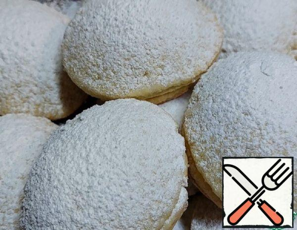 Delicate Shortbread Cookies with an Italian Accent Recipe