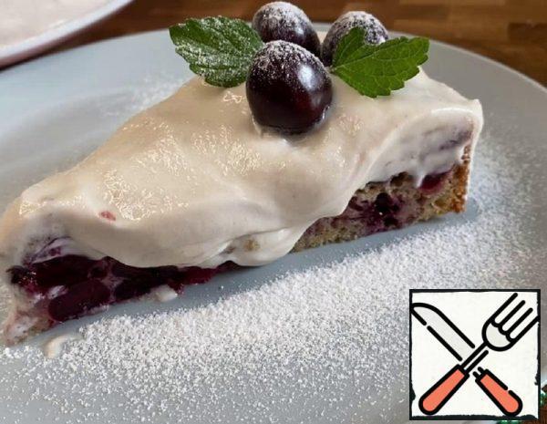 Cherry Pie with Buttercream Recipe