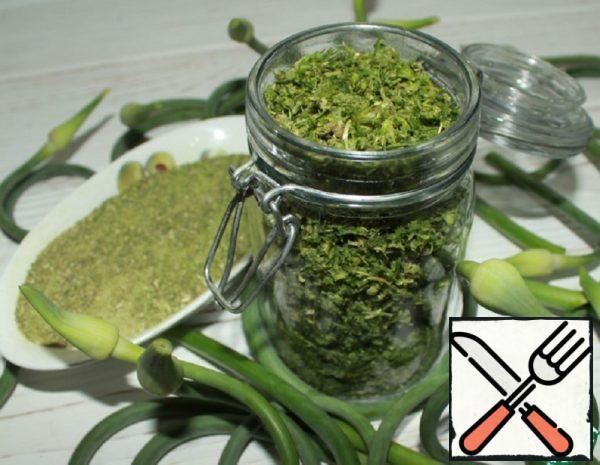 Garlic Arrow Powder Recipe