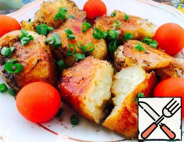 Perfect baked Potatoes Recipe