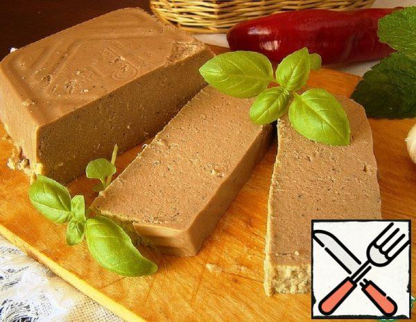 "Pate ""A la Foie Gras"" Recipe"