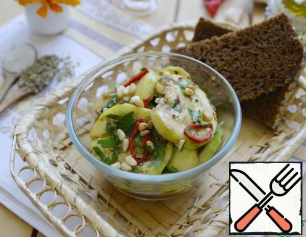 Quick Zucchini Appetizer Recipe