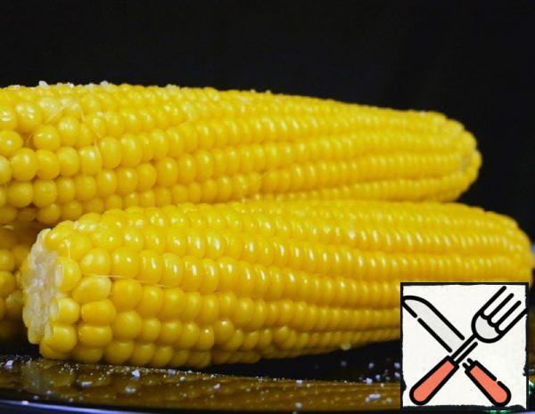 Dairy Corn Recipe