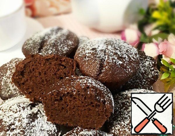 Chocolate and Banana Cupcakes Recipe