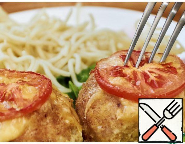 """Meat Balls """"Little Red Riding Hood"""" Recipe"""