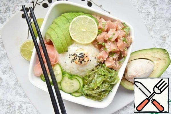 Ahi-Poke or Sushi in a Bowl Recipe