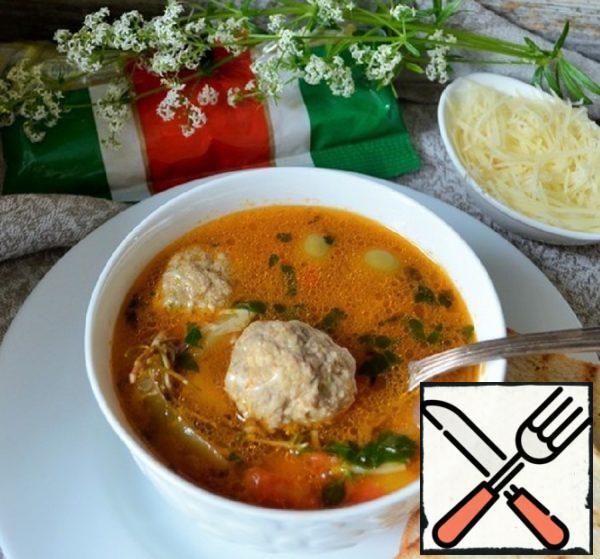 "Italian ""Wedding"" Soup Recipe"
