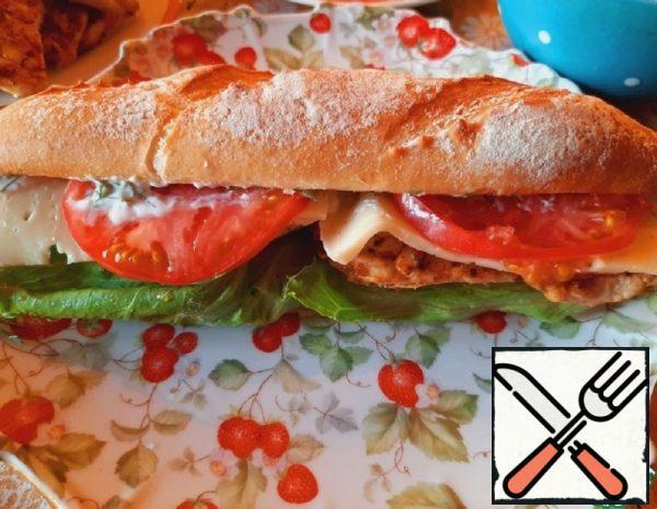Maxi Turkey Sandwich Recipe