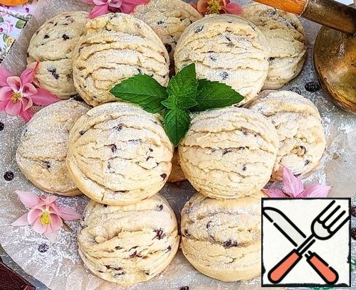 The cookies are very tasty and beautiful!